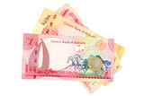 Bahrain currency - isolated