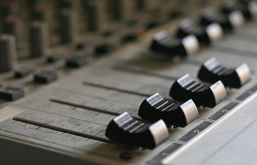 Audio Faders