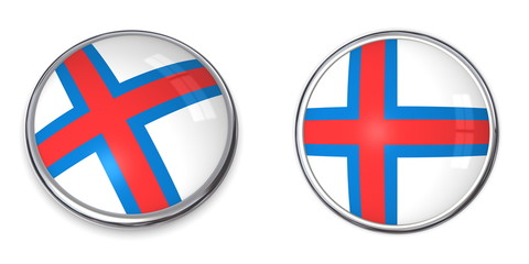 Banner Button Faroe Islands