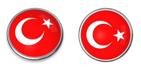 Banner Button Turkey