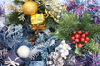 décoration de fêtes de fin d'année