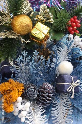 décoration de fêtes noël et saint sylvestre
