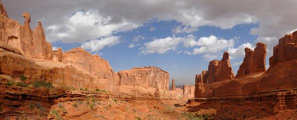 Moab, Utah, Park Avenue