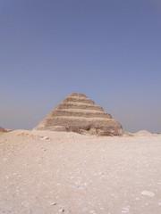 エジプト 階段ピラミッド