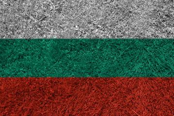 Flag grass BG