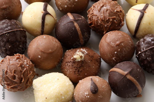 Luxury Pralines