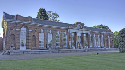 The Orangery, Kensington Gardens, London