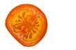 Tomaten-Querschnitt