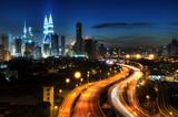 Fototapety Kuala Lumpur.