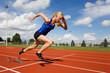 Track athlete - 17588417
