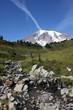 Gipfel des Mount Rainiers