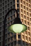 Street Lamp of Brisbane, Australia, August 2009 poster