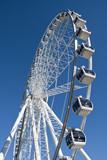 Panoramic Wheel, Brisbane, Australia, August 2009 poster