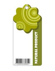 eco price label