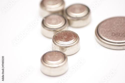 Leinwandbild Motiv piles bouton