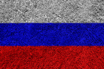 Flag grass RU