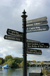 Richmond Signpost