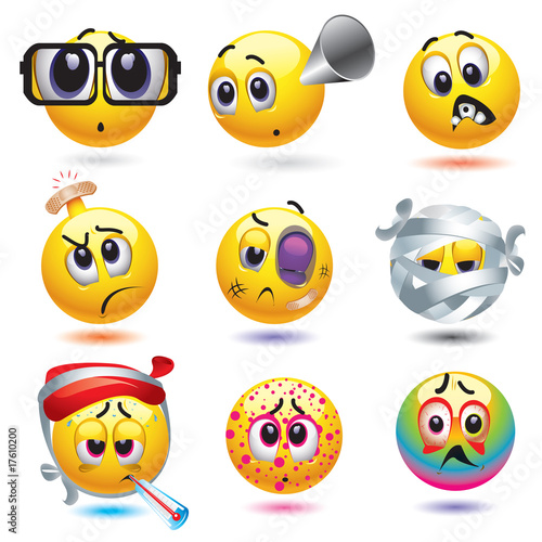 comment dessiner des emoticones