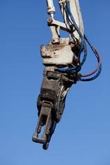 Pince Hydraulique de démolition