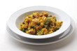 Paella ai frutti di mare e verdure - Cucina spagnola