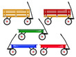 TOY WAGON - 17633691