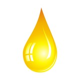 Oil dorp poster