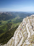 Mountain View - Fernsicht Berge