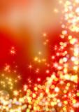 赤い光の背景 - 17646099