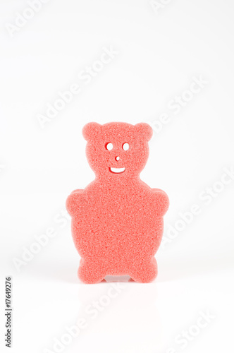 guy with the sponge