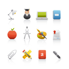 Icon Set - Education