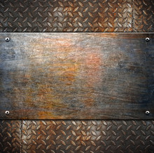 pattern of metal background