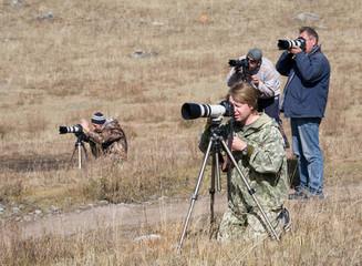 Company photographers