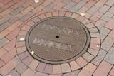 Boston drain cover poster