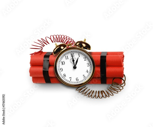 bomba zegarowa