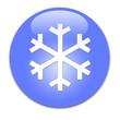 bottone celeste ghiaccio
