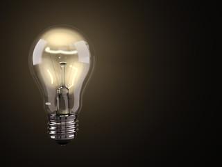 Luminous light bulb