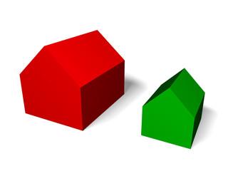 Monopoly Haus und Hotel