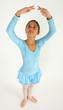 ballerina azzurra