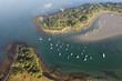 Pointes du Blaire, Spet Ïles, Baden, Golfe du Morbihan (56)