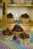 Cupcake Cupboard poster