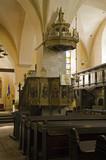 holy ghost church tallinn estonia poster