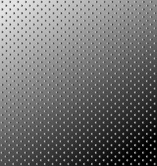 Seamless texture. Relief metal surface.