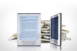 eBook - eLearning concept