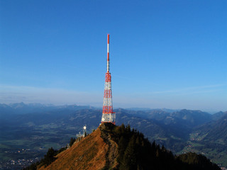 Grünten Funkturm
