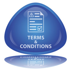 """""""Terms & Conditions"""" Button"""