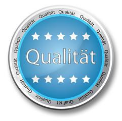 Qualität Button
