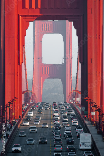 golden gate bridge - 17716088