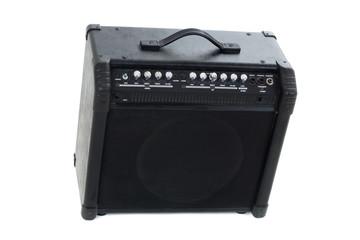 Guitar amp background