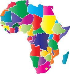 Africa Colorata