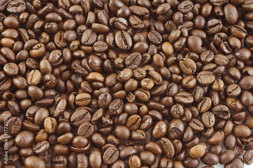 Papiers peints Café en grains chcchi caffè